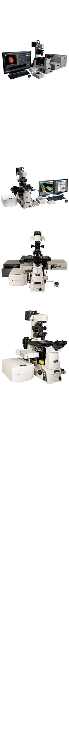 Nikon Confocal Microscopes