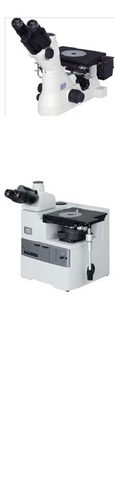 Nikon Inverted Microscopes for Metallurgy