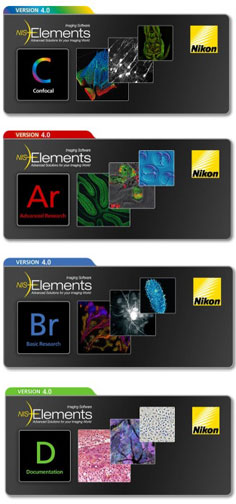 Nikon NIS Elements Software